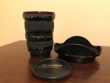 Used Canon EF 17-40mm f/4L USM Lens #749