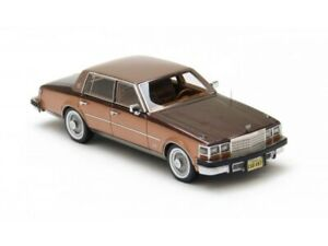 CADILLAC Seville MK1 Brown over Gold 1976 1:43 NEO 43497