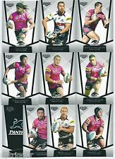 2015 NRL Elite Penrith PANTHERS Team Set