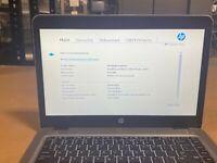 "HP EliteBook 840 G4 14"" i5-7300U 2.6Ghz 8GB RAM 256GB SSD  Wrty 10/9/20 READ"