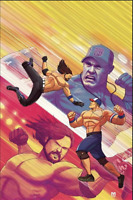 WWE #22 BOOM D ALFONSO COVER A 1ST PRINT YOKOZUNA