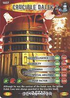 MINT !! DR WHO INVADER CARD 498 HUMAN DALEK 3