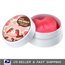 [ SECRET KEY ] Pink Racoony Hydrogel Eye & Cheek Patch 60ea