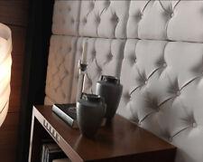 Chesterfield Wandverkleidung Wandpaneelen Verkleidung Leder Polster Paneel Neu