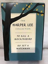 THE HARPER LEE COLLECTION 2 Book Set  To Kill a Mockingbird/Go Set a Watchman