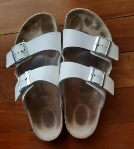Birkenstock Arizona White Size 42/11