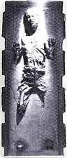 Star Wars Han Solo in Carbonite Embroidered Patch