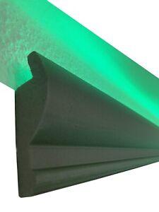 20 Meter+Ecken  LED Zierleiste Stuckleiste für indirekte Beleuchtung Decken OL-1