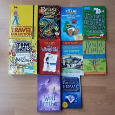 Bundle of childrens books - teen, children & young adult books