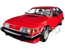 1986 ROVER VITESSE 3.5 V8 RED 1/18 MODEL CAR BY MINICHAMPS 107138401