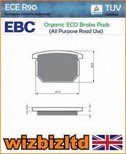 Frenos y componenentes de frenos EBC para motos con anuncio de conjunto