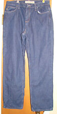Women's Cabela's Casuals Flannel Lined Jeans Size 12