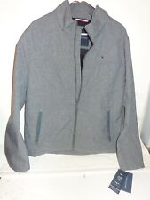 NWT Tommy Hilfiger Gray Soft Shell All Weather Jacket...