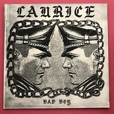 "Laurice - Bad Boy LP vinyl glam punk pop 12"" psychedelic gay Hard rock metal NEW"