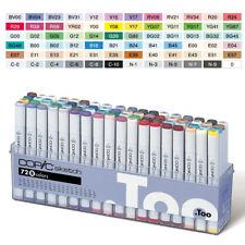 Original COPIC Sketch 72 Color Set B Markers - 72 B SET