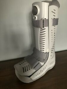 Ossur Rebound Air Hightop Orthopaedic Fracture Medical Walking Boot (Size Large)