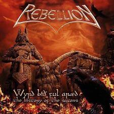 Rebellion - Wyrd Bid Ful Araed the History of the Saxons [New CD]