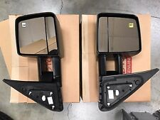 2009-2019 Toyota Tundra Power Towing Mirror Set 87910-0C221 87940-0C221 Extends