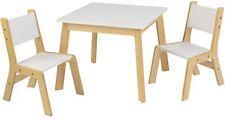 KIDKRAFT 4177756 - Moderner Kindertisch mit 2 Stühlen - B Ware