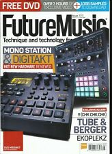 FUTURE MUSIC MAGAZINE, TECHNIQUE AND TECHNOLOGY FOR MAKING MUSIC   AUGUST, 2017