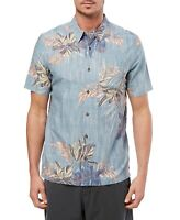 Jack O'Neill Mens Shirt Blue Size Small S Button Down Bali Chest Pocket $59 126
