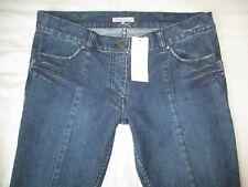 FCUK Blue Distressed No Back Pockets Jeans Size 14 UK BNWT