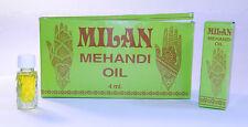 MEHENDI huile - 1 flaeschen á 4 ml Adapté pour Henné tatouage