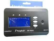 DIGITAL CHROMATIC TUNER FOR ELECTRIC, ACOUSTIC, BASS, GUITAR VIOLIN,UKULELE ETC
