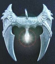 LOOK Fang of Beast Sword Pendant charm Sterling silver .925
