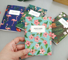 Arcane Mini Notebook 4EA Set School College Journal Memo Note Cute Study Book