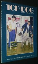 Top Dog Magazine Champion German Shorthaired Pointer Cover +Articles 1991