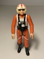 🔥Vintage Star Wars Action Figure 1978 China CCO LUKE SKYWALKER X-WING PILOT