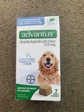 Advantus Flea Killer, 37.5mg Large Dog 23-100lbs 7 soft chews
