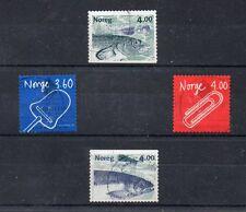 Noruega Fauna Peces Series del año 1999 (CW-947)
