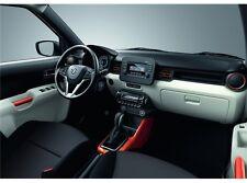 Modanatura arancio console centrale per Suzuki Ignis 2017