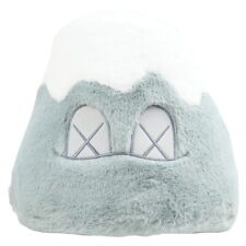 KAWS HOLIDAY JAPAN Mount Fuji Plush GRAY FREE
