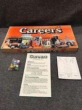 Careers Board Game Parker Brothers 1979 Vintage
