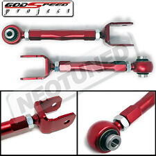 For Lexus RC200T RC300H RC350 15-19 Godspeed Adjustable Traction Arm Kit RWD GSP