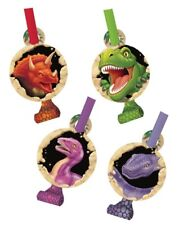Dinosaur Dino Blast Blow Out 8 Pack Party Supplies Decorations Kids Favors Boys