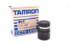 "NEW TAMRON LTC-12F CCTV LENS 2/3"" 12MM LTC12F"