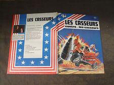AL RUSSEL ET BROCK LES CASSEURS CONTRE LES CASSEURS DARGAUD 1979