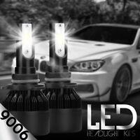 XENTEC LED HID Headlight Conversion kit 9006 6000K for Hyundai Sonata 1995-1998