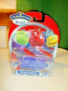 Chuggington Die-Cast Train  HARRISON