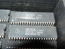 Amstrad 40112 40 pin DIP vintage  integrated circuit
