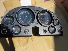 65-66-67 Corvette 427 FULLY RESTORED CLUSTER- dash gauge console 6500 REDLINE