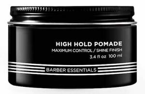 Redken Brews High Hold Pomade 3.4 oz.
