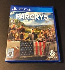 Far Cry 5 [ Region Free ] (PS4) NEW
