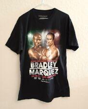 Bradley Vs Marquez Boxing World Welterweight ChampMens Large T-shirt 10.12.2013