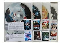 8 x DVDs Film Ex Rental Movie Films Package Collection in Good Condition (F16)