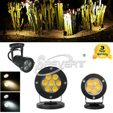 5W 7W LED Lawn Spot Light Outdoor Garden Lamp Landscape Walkway Lighting